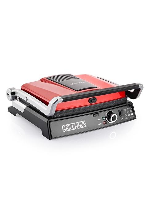 Schafer Grill Haus Tost Makinesi Kırmızı